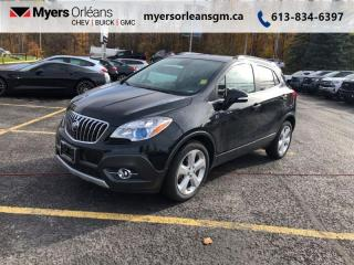 Used 2016 Buick Encore Convenience  - Low Mileage for sale in Orleans, ON