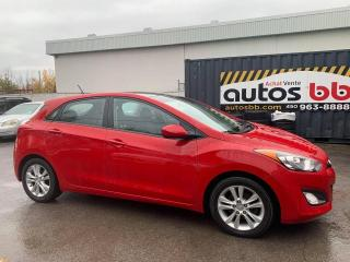 Used 2013 Hyundai Elantra GT for sale in Laval, QC