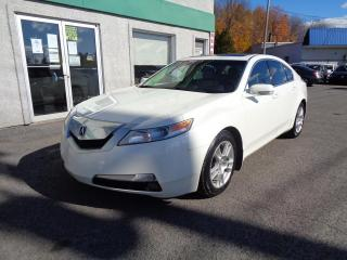 Used 2010 Acura TL Berline 4 portes, boîte automatique, 2 r for sale in St-Jérôme, QC