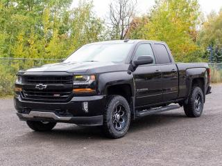 Used 2016 Chevrolet Silverado 1500 LT 4X4 SIÈGES CHAUFFANTS CAMÉRA *GR. REMORQUAGE* for sale in Mirabel, QC