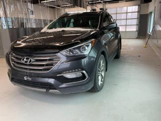 Used 2017 Hyundai Santa Fe Sport **LIMITED**NAV**AWD**2.0T for sale in Val-d'Or, QC