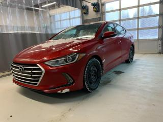 Used 2017 Hyundai Elantra **GLS**TOIT OUVRANT** for sale in Val-d'Or, QC