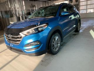 Used 2017 Hyundai Tucson **SE**CUIR**TOIT OUVRANT** for sale in Val-d'Or, QC