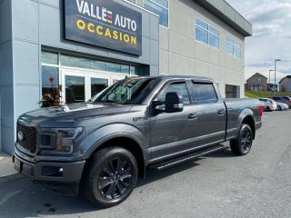 Used 2020 Ford F-150 LARIAT 4WD SUPERCREW 6.5' BOX for sale in St-Georges, QC