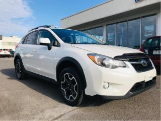 Used 2013 Subaru XV Crosstrek 5dr CVT 2.0i w-Touring Pkg for sale in Lévis, QC
