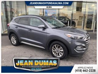 Used 2017 Hyundai Tucson MODÈLE SE MOTEUR 2.0 LITRES CUIR,TOIT PA for sale in Alma, QC