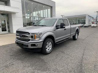 Used 2020 Ford F-150 XLT cabine double 4RM caisse de 8 pi for sale in Victoriaville, QC