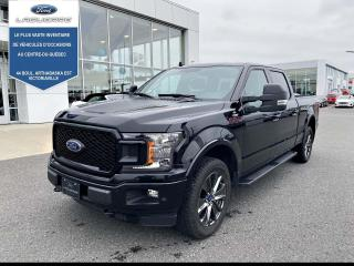 Used 2018 Ford F-150 Xlt 302a Enssemble for sale in Victoriaville, QC