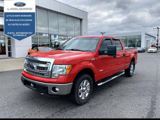 Used 2013 Ford F-150 AWD SuperCrew 145 for sale in Victoriaville, QC