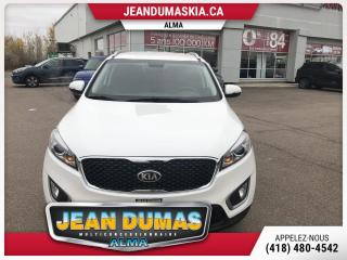 Used 2016 Kia Sorento MODÈLE LX+ 3,3 L AWD 7 PASSAGERS for sale in Alma, QC