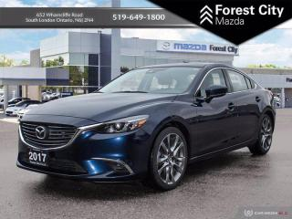 Used 2017 Mazda MAZDA6 GT for sale in London, ON