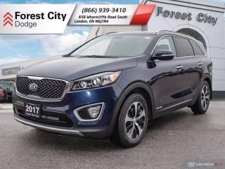 Used 2017 Kia Sorento EX V6 | PANO-ROOF | LEATHER for sale in London, ON