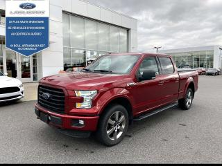 Used 2016 Ford F-150 AWD SUPERCREW 157 for sale in Victoriaville, QC