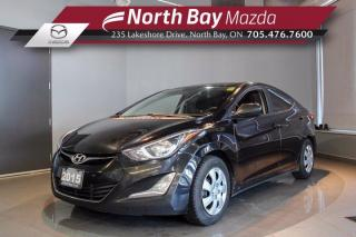Used 2015 Hyundai Elantra Sport L - Click Here! Test Drive Appts Available! for sale in North Bay, ON