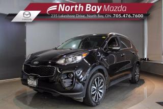 Used 2018 Kia Sportage EX AWD - Click Here! Test Drive Appts Available! for sale in North Bay, ON