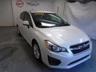 Used 2013 Subaru Impreza for sale in Ancienne Lorette, QC