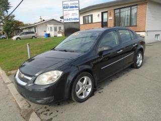 Used 2010 Chevrolet Cobalt LT avec 1SA for sale in Ancienne Lorette, QC