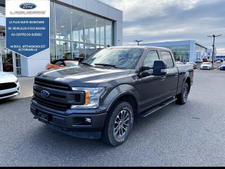 Used 2018 Ford F-150 XLT AWD SUPERCREW for sale in Victoriaville, QC