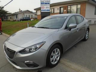 Used 2016 Mazda MAZDA3 GX for sale in Ancienne Lorette, QC