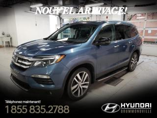 Used 2016 Honda Pilot TOURING + GARANTIE + NAVI + TOIT PANO + for sale in Drummondville, QC