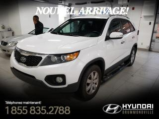 Used 2013 Kia Sorento LX + GARANTIE + A/C + 61 665 KM + MAGS+ for sale in Drummondville, QC