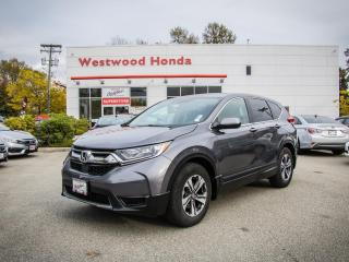 Used 2018 Honda CR-V LX for sale in Port Moody, BC