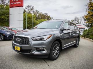 Used 2017 Infiniti QX60 Base for sale in Port Moody, BC
