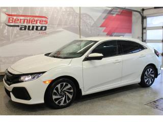 Used 2017 Honda Civic LX 1.5 TURBO for sale in Lévis, QC