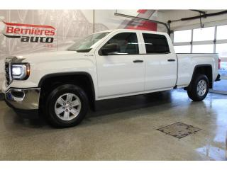 Used 2018 GMC Sierra 1500 5.3L 4x4 Crew Cab for sale in Lévis, QC