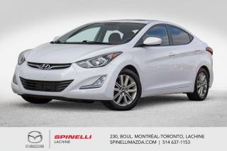 Used 2015 Hyundai Elantra Sport Appearance for sale in Lachine, QC