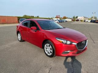 Used 2017 Mazda MAZDA3 GX for sale in Pintendre, QC