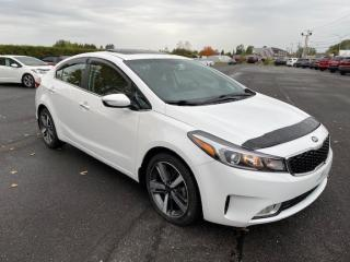 Used 2017 Kia Forte EX+ for sale in Pintendre, QC