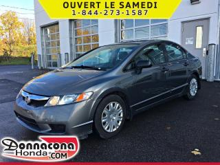 Used 2009 Honda Civic DX-A for sale in Donnacona, QC