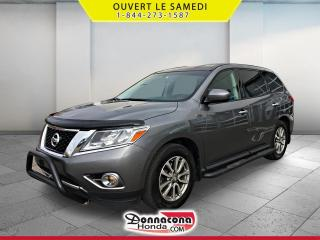 Used 2015 Nissan Pathfinder S AWD *JAMAIS ACCIDENTE* for sale in Donnacona, QC