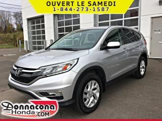 Used 2016 Honda CR-V SE AWD *GARATIE 10 ANS / 200 000 KM* for sale in Donnacona, QC