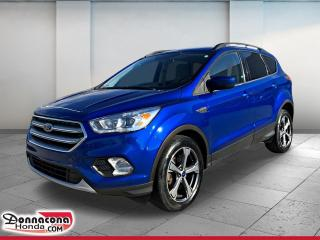 Used 2017 Ford Escape SE *JAMAIS ACCIDENTE* for sale in Donnacona, QC