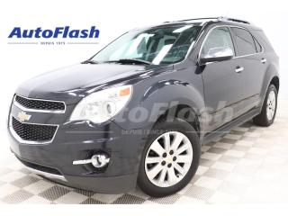 Used 2011 Chevrolet Equinox LTZ 3.0L V6 AWD for sale in St-Hubert, QC
