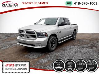 Used 2014 RAM 1500 * SPORT* CUIR* TOIT* SIEGES CHAUFFANTS* for sale in Québec, QC