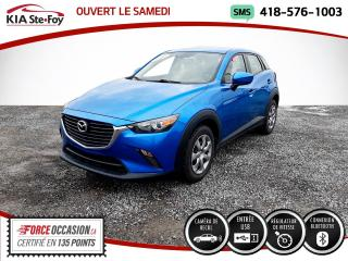 Used 2016 Mazda CX-3 * GX* CAMERA* BLUETOOTH* for sale in Québec, QC