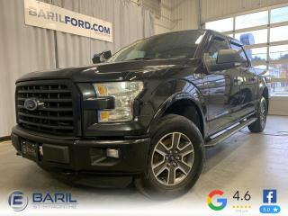 Used 2015 Ford F-150 Cab SuperCrew 4RM 145 po XLT SPORT for sale in St-Hyacinthe, QC