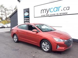 Used 2020 Hyundai Elantra Preferred HEATED SEATS/WHEEL, ALLOYS, APPLE CAR PLAY!! for sale in Richmond, ON