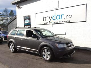 Used 2015 Dodge Journey CVP/SE Plus A/C, CRUISE, POWER GROUP, BLUETOOTH, KEYLESS ENTRY for sale in Richmond, ON