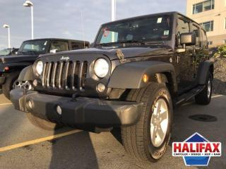 Used 2016 Jeep Wrangler UNLIMITED SPORT for sale in Halifax, NS