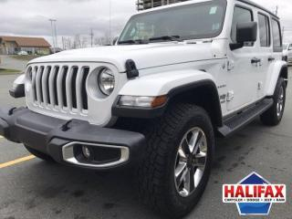 Used 2019 Jeep Wrangler Unlimited Sahara for sale in Halifax, NS