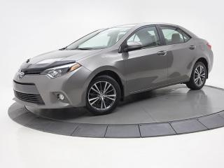Used 2016 Toyota Corolla 4dr Sdn CVT LE for sale in Brossard, QC