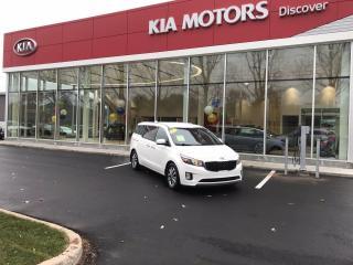 Used 2016 Kia Sedona for sale in Charlottetown, PE
