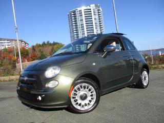 Used 2013 Fiat 500 Lounge for sale in Halifax, NS