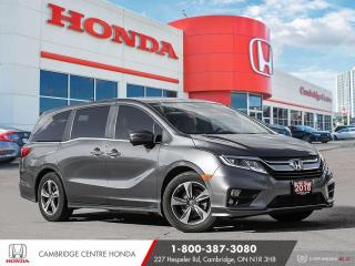 Used 2018 Honda Odyssey EX HONDA SENSING TECHNOLOGIES | REMOTE ENGINE STARTER | APPLE CARPLAY™ & ANDROID AUTO™ for sale in Cambridge, ON