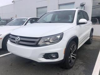 Used 2017 Volkswagen Tiguan Highline R-LINE PACKAGE for sale in Dartmouth, NS