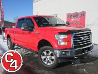 Used 2017 Ford F-150 XTR 5.0L SUPERCREW 4X4 MAGS MARCHE-PIEDS ENS.REMOR for sale in St-Jérôme, QC